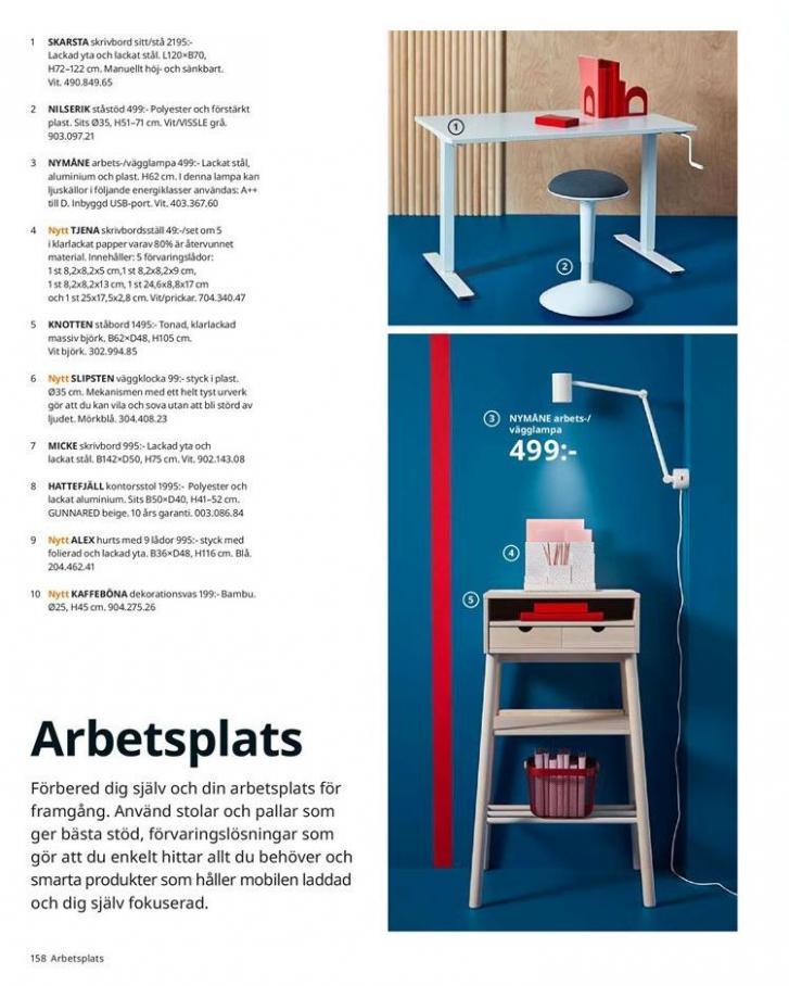 IKEA Katalogen 2020 . Page 158