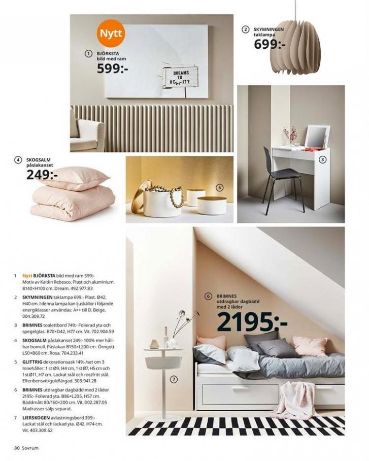 IKEA Katalogen 2020 . Page 80