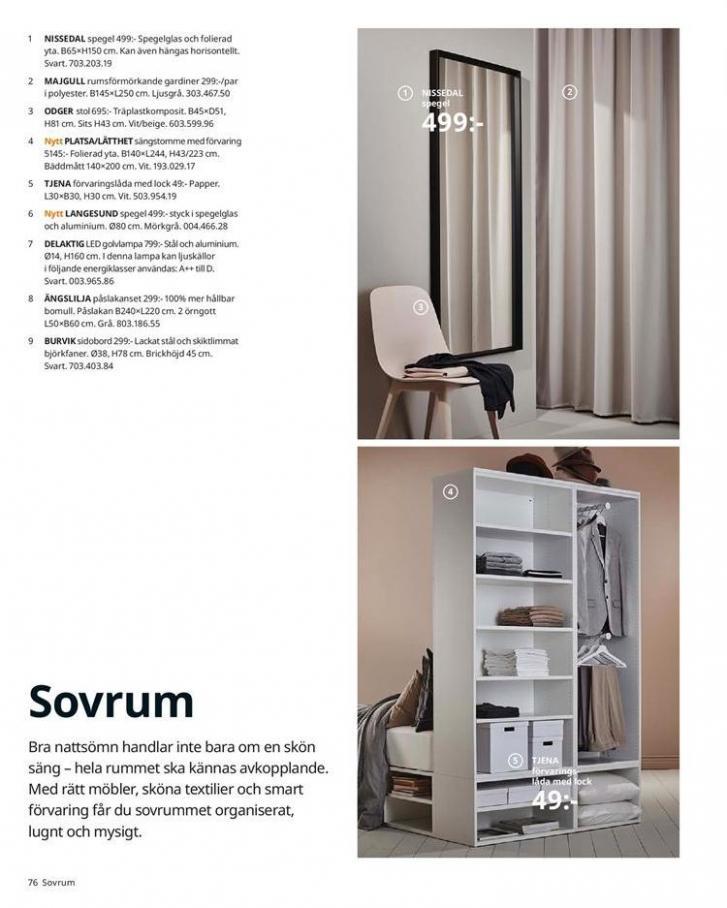 IKEA Katalogen 2020 . Page 76