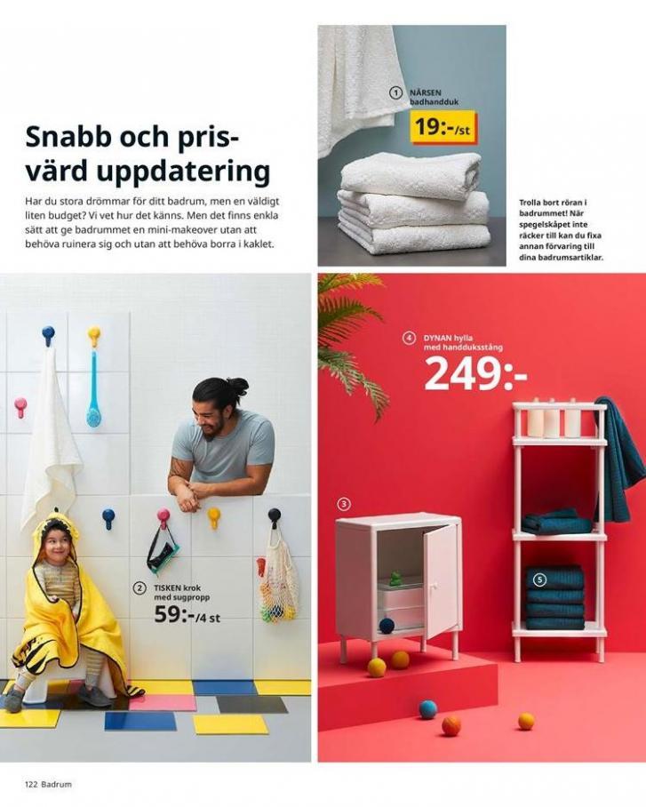 IKEA Katalogen 2020 . Page 122