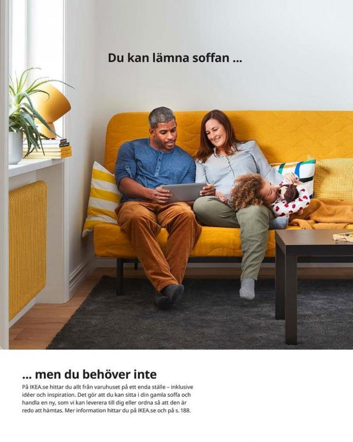 IKEA Katalogen 2020 . Page 5