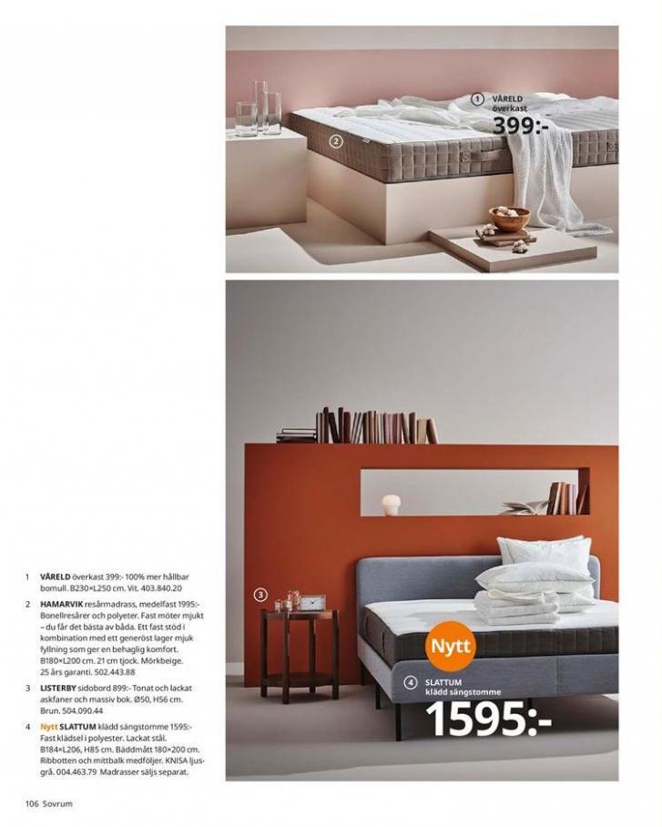 IKEA Katalogen 2020 . Page 106
