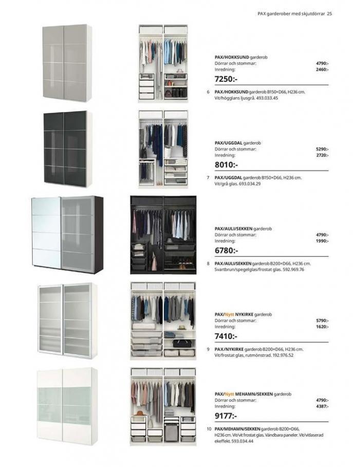 Garderober 2020 . Page 25