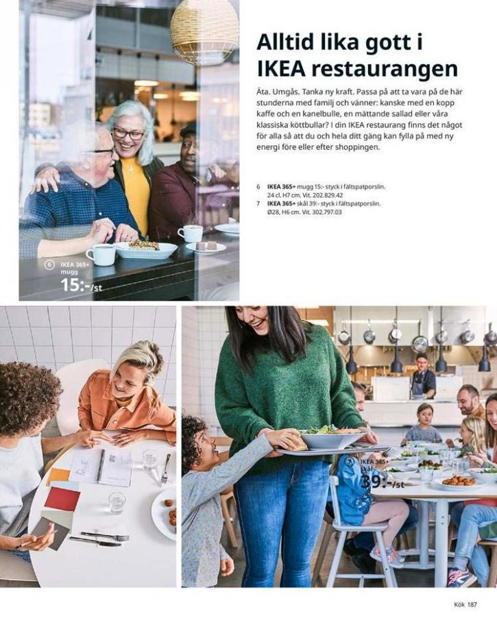 IKEA Katalogen 2020 . Page 187