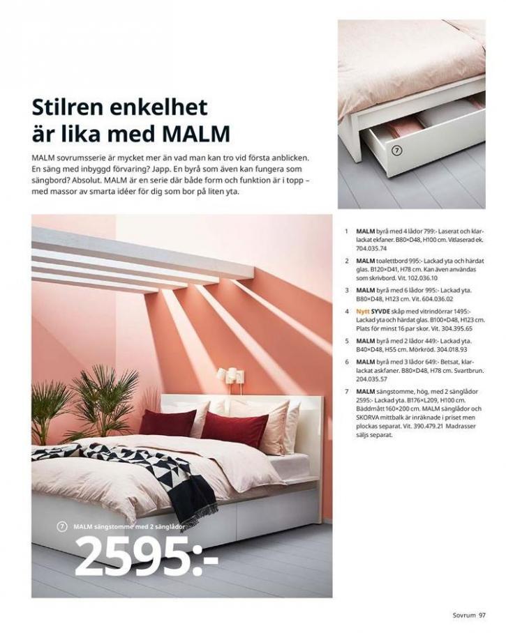 IKEA Katalogen 2020 . Page 97