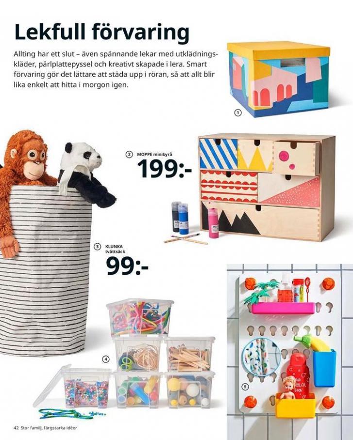 IKEA Katalogen 2020 . Page 42