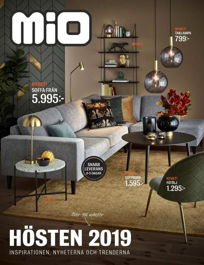 Mio Erbjudande Hösten 2019 . Mio (2019-12-21-2019-12-21)