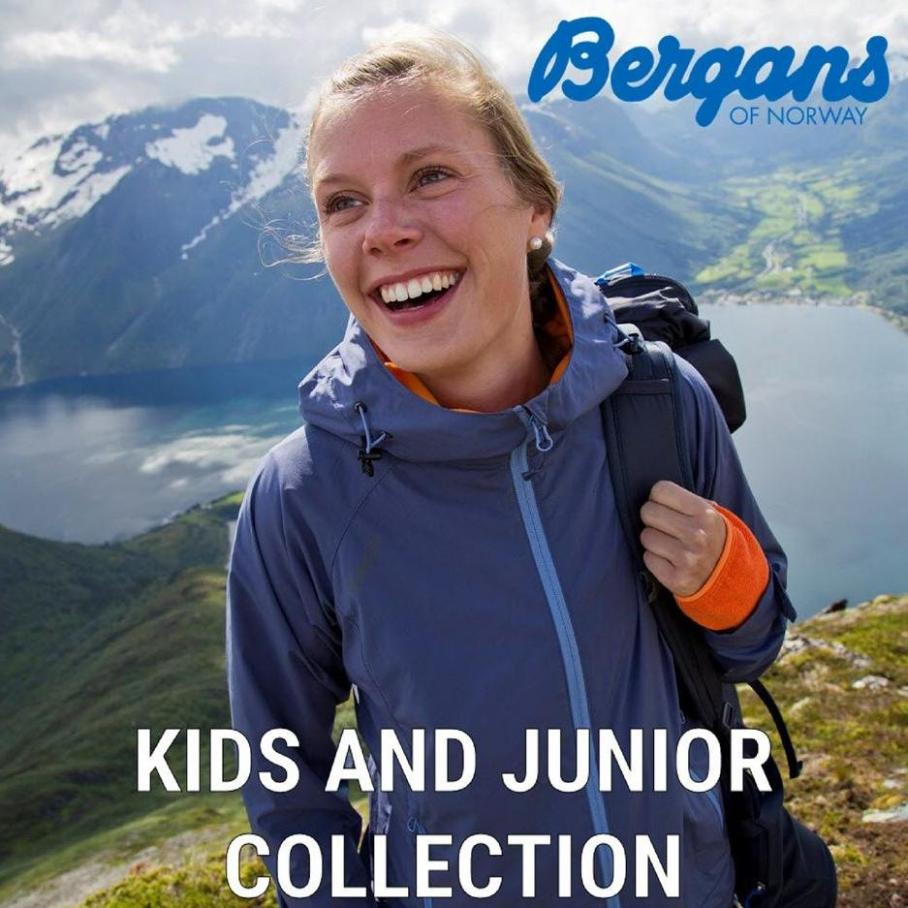 Kids and Junior Collection . Bergans (2019-09-30-2019-09-30)