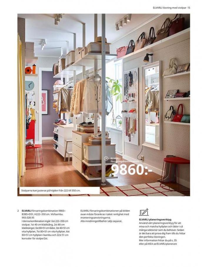 Garderober 2020 . Page 15