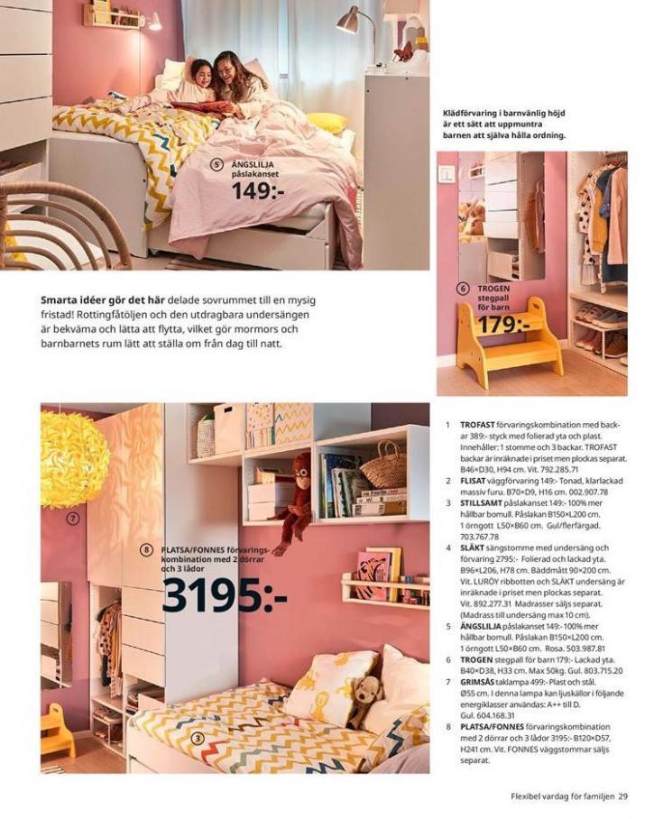 IKEA Katalogen 2020 . Page 29