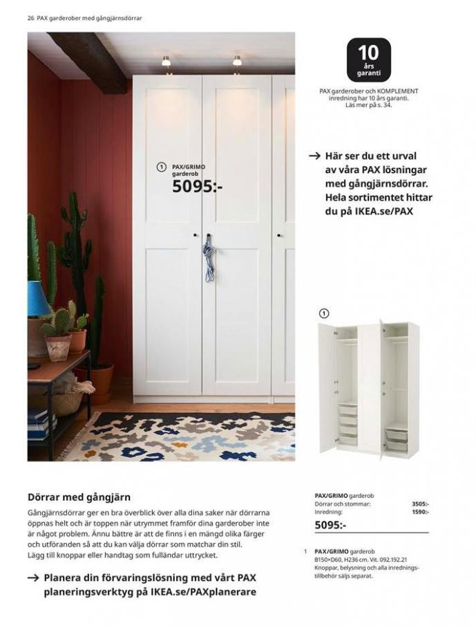 Garderober 2020 . Page 26