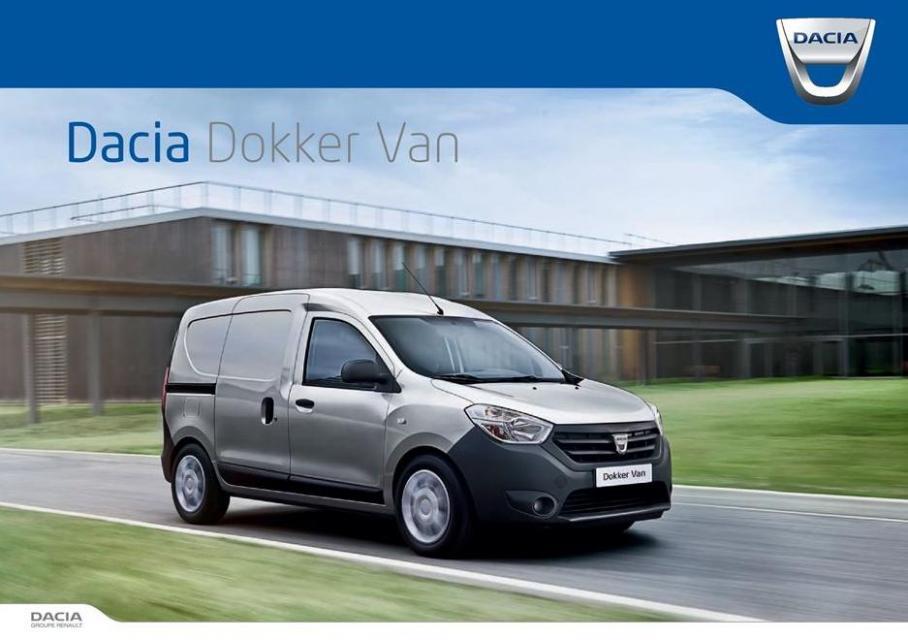 Dacia Dokker Van . Dacia (2019-12-31-2019-12-31)