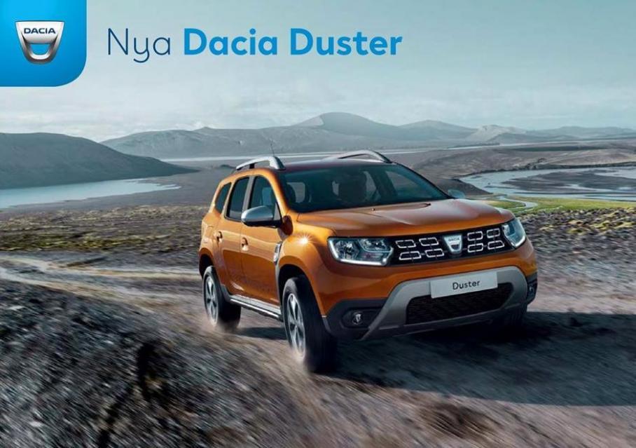 Dacia Duster . Dacia (2019-12-31-2019-12-31)