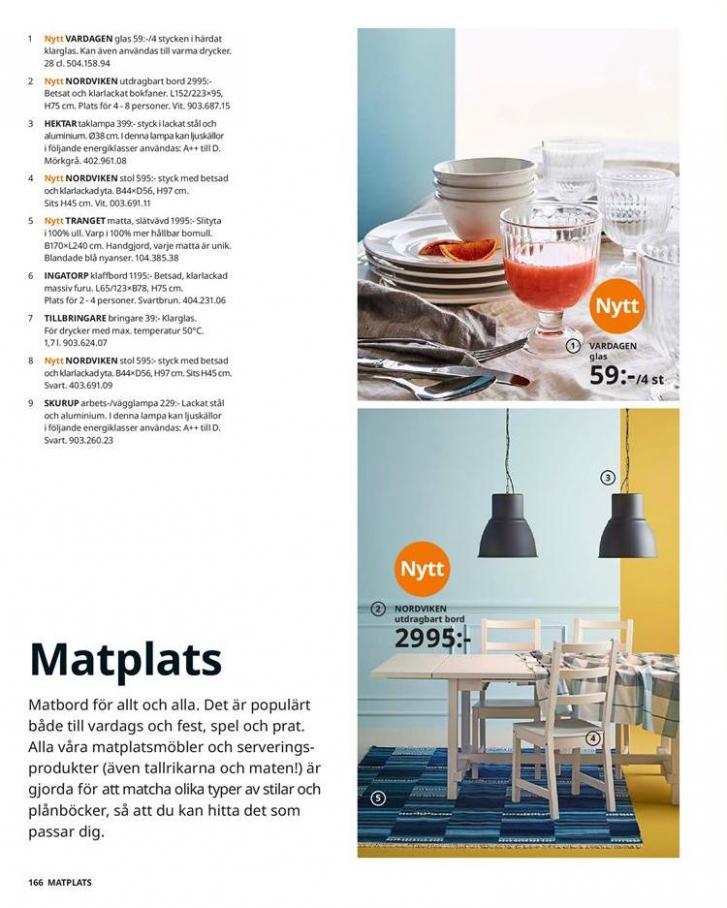 IKEA Katalogen 2020 . Page 166