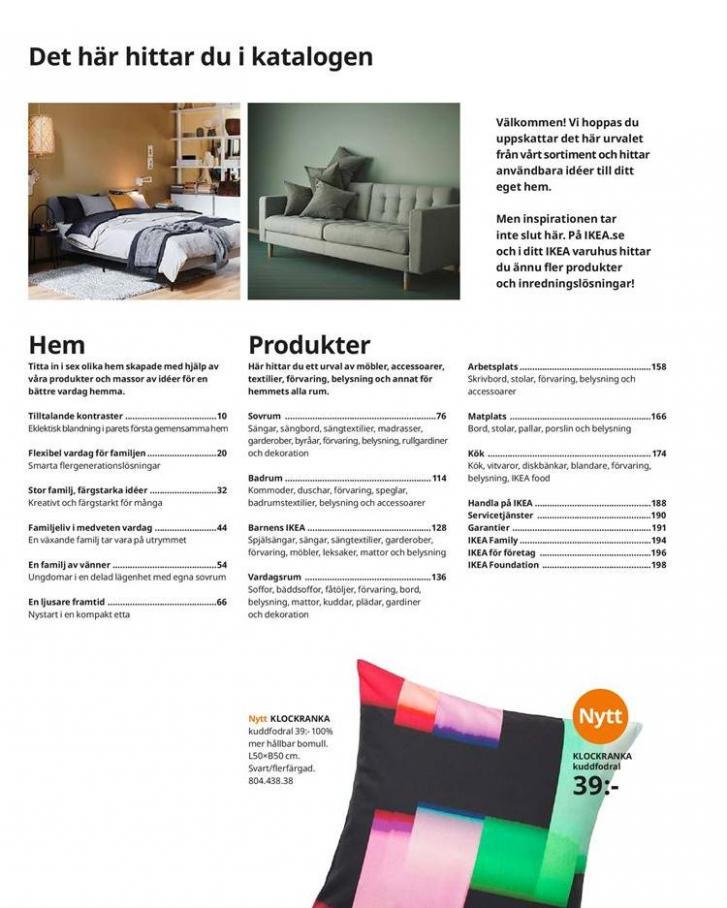 IKEA Katalogen 2020 . Page 4