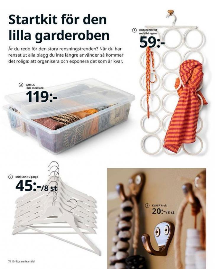 IKEA Katalogen 2020 . Page 74