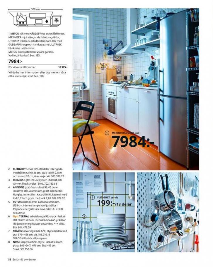 IKEA Katalogen 2020 . Page 58
