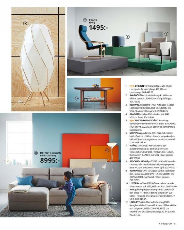 IKEA Katalogen 2020 . Page 151