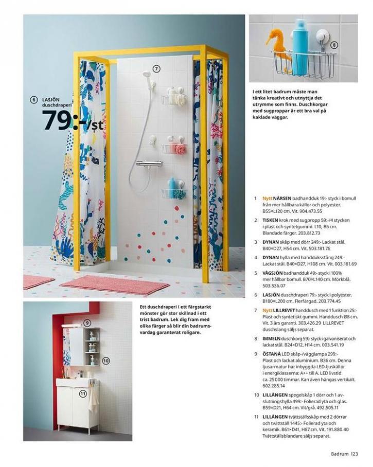 IKEA Katalogen 2020 . Page 123