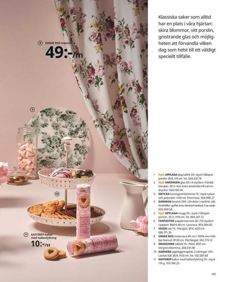 IKEA Katalogen 2020 . Page 165