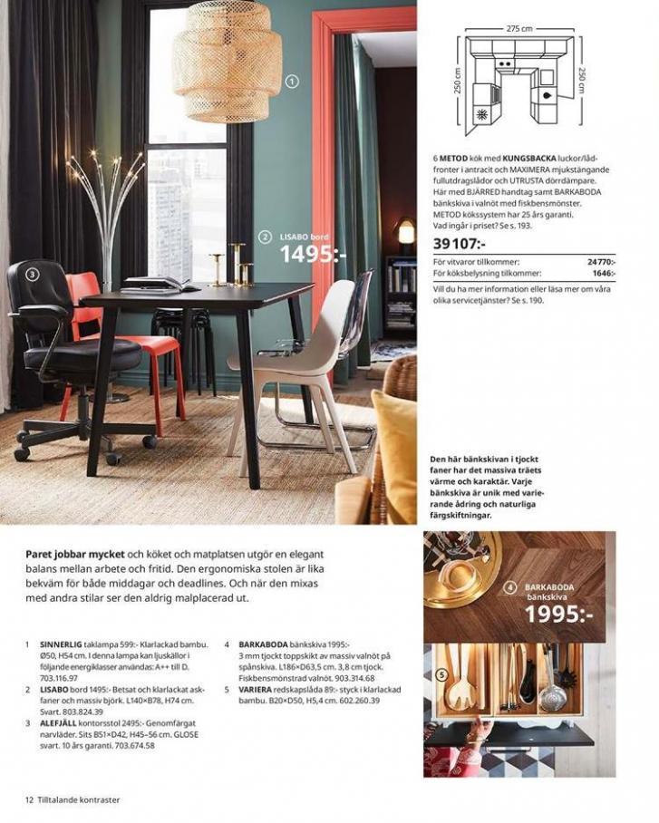 IKEA Katalogen 2020 . Page 12