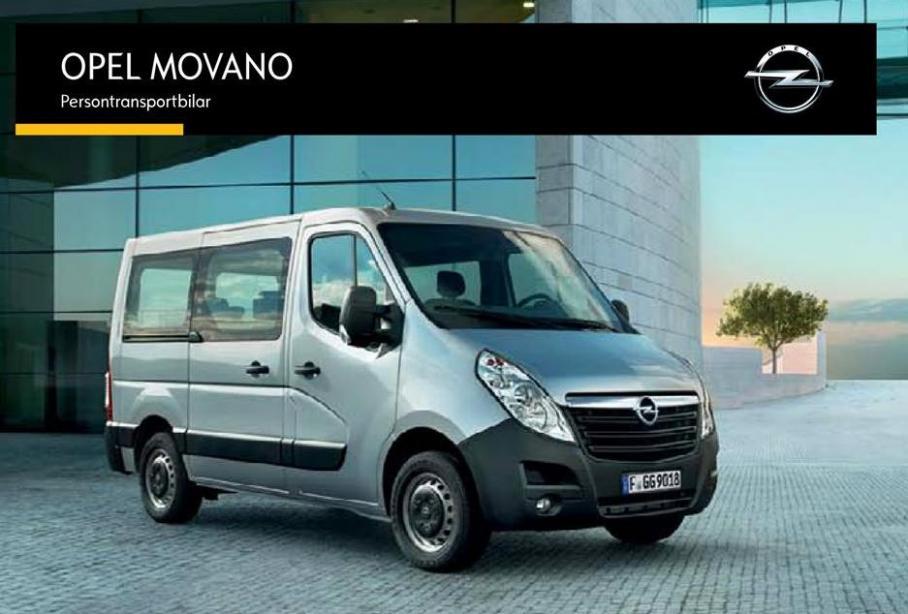 Opel Movano CombiBus . Opel (2019-12-31-2019-12-31)