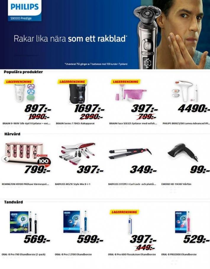 Media Markt Erbjudande Kampanjer . Page 6