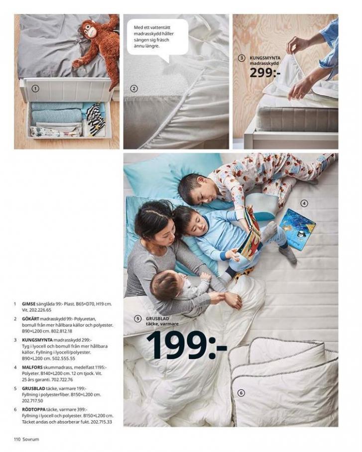 IKEA Katalogen 2020 . Page 110