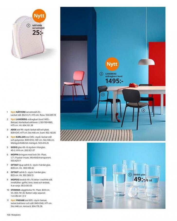 IKEA Katalogen 2020 . Page 168