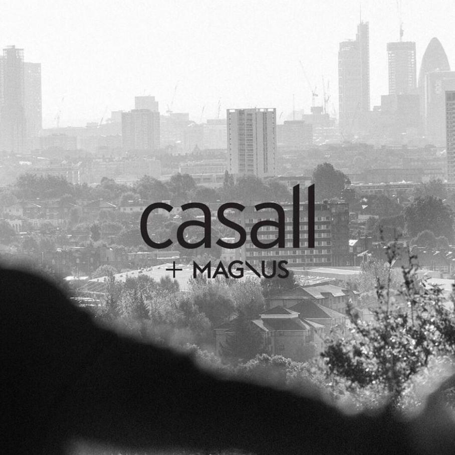 Casall + Magnus 2.0 . Casall (2019-11-08-2019-11-08)