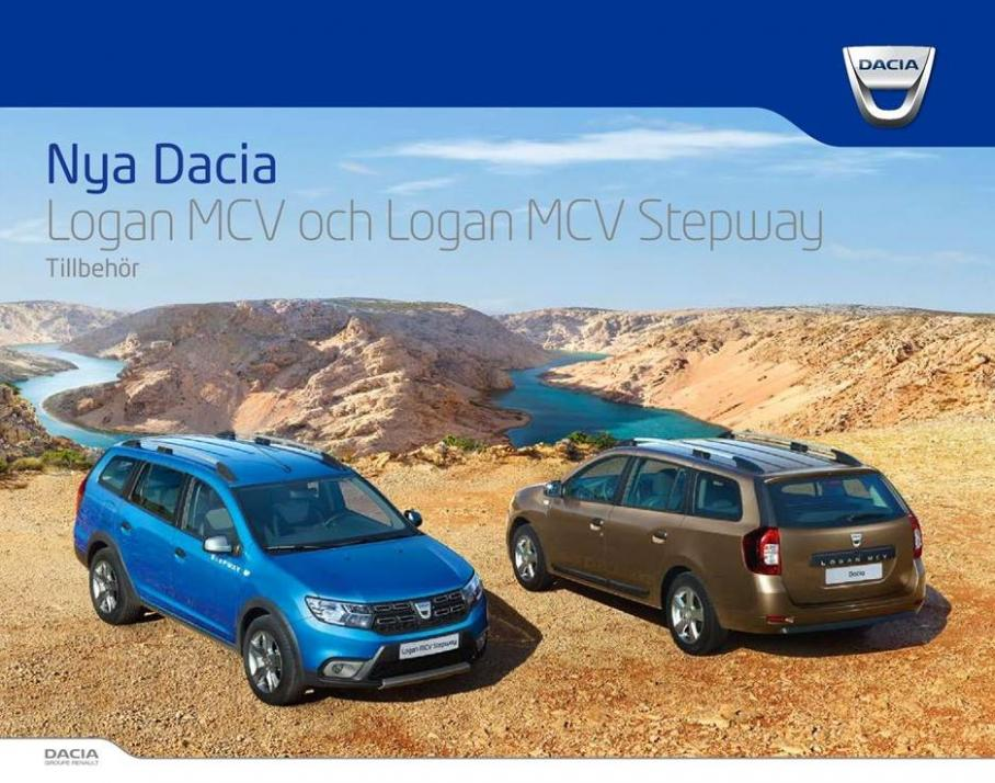 Dacia Logan MCV Accessories . Dacia (2019-12-31-2019-12-31)