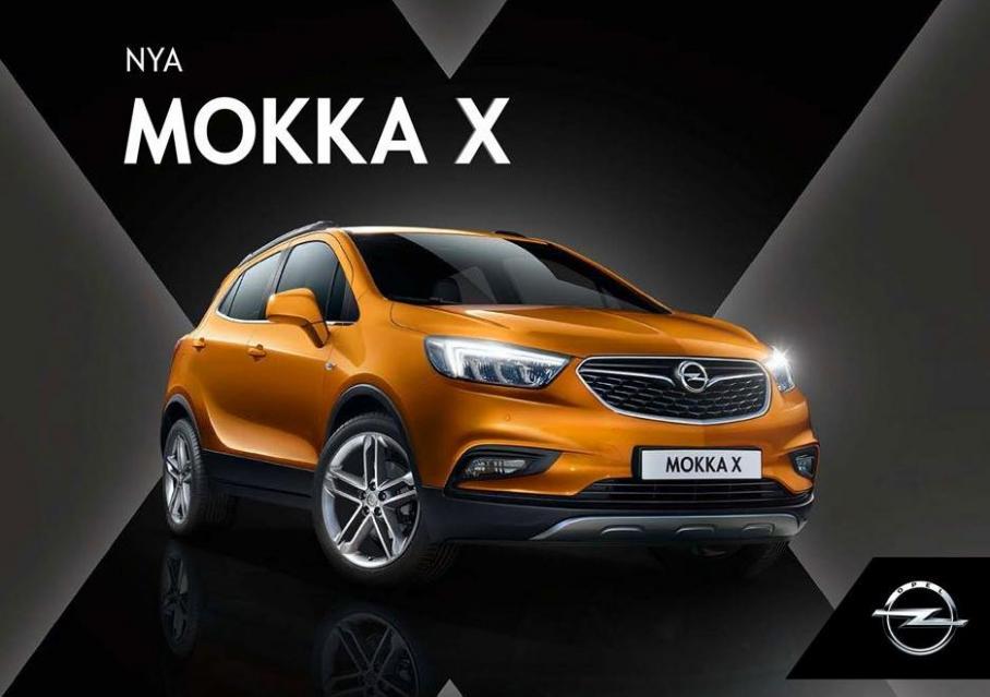 Opel Mokka X . Opel (2019-12-31-2019-12-31)