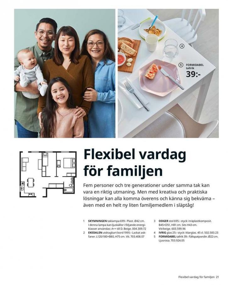 IKEA Katalogen 2020 . Page 21