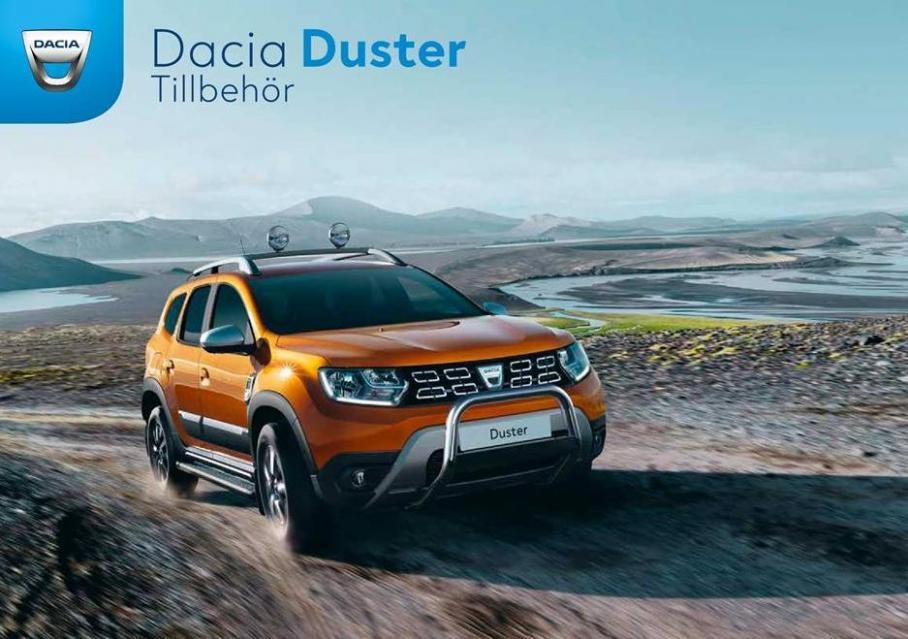 Dacia Duster Accessories . Dacia (2019-12-31-2019-12-31)