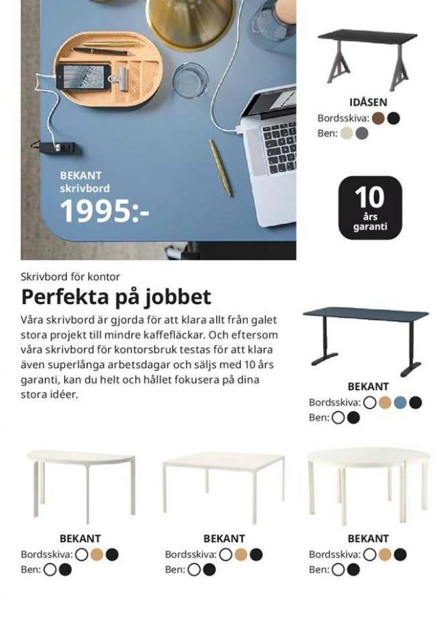 Arbete, studier och hobby 2020 . Page 48