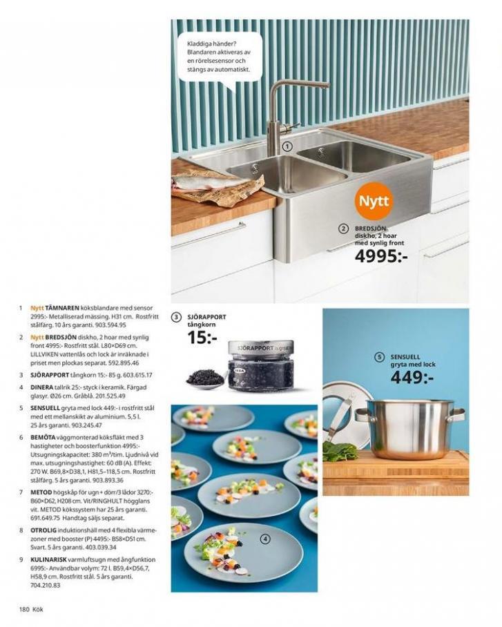 IKEA Katalogen 2020 . Page 180