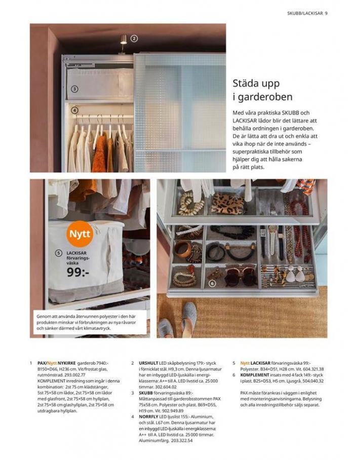 Garderober 2020 . Page 9