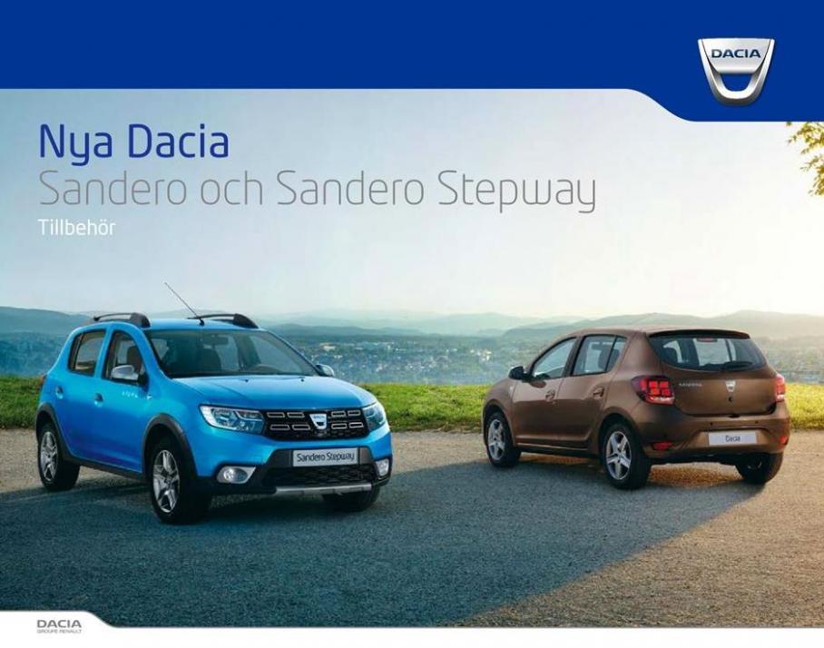 Dacia Sandero Accessories . Dacia (2019-12-31-2019-12-31)