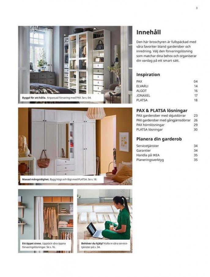 Garderober 2020 . Page 3