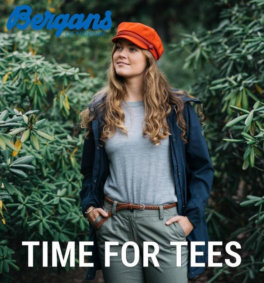 Time for Tees . Bergans (2019-09-30-2019-09-30)