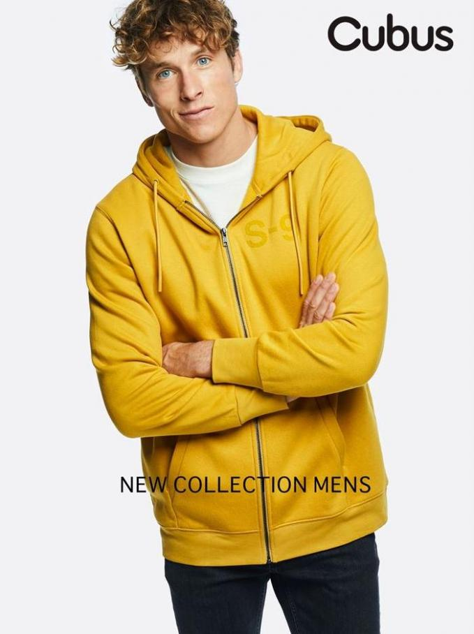 New Collection Men . Cubus (2019-10-07-2019-10-07)