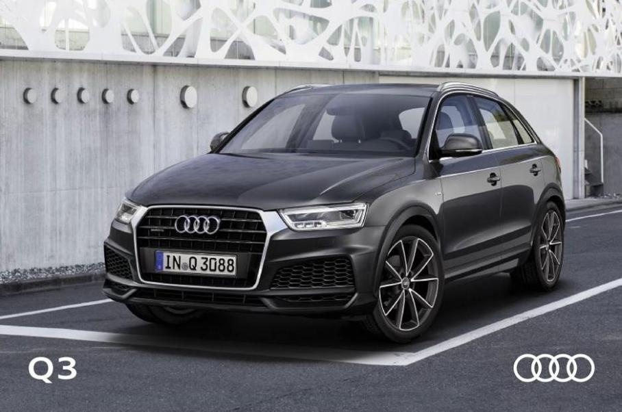 Audi Q3 . Audi (2019-12-31-2019-12-31)