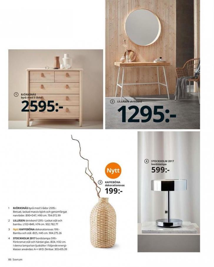IKEA Katalogen 2020 . Page 86