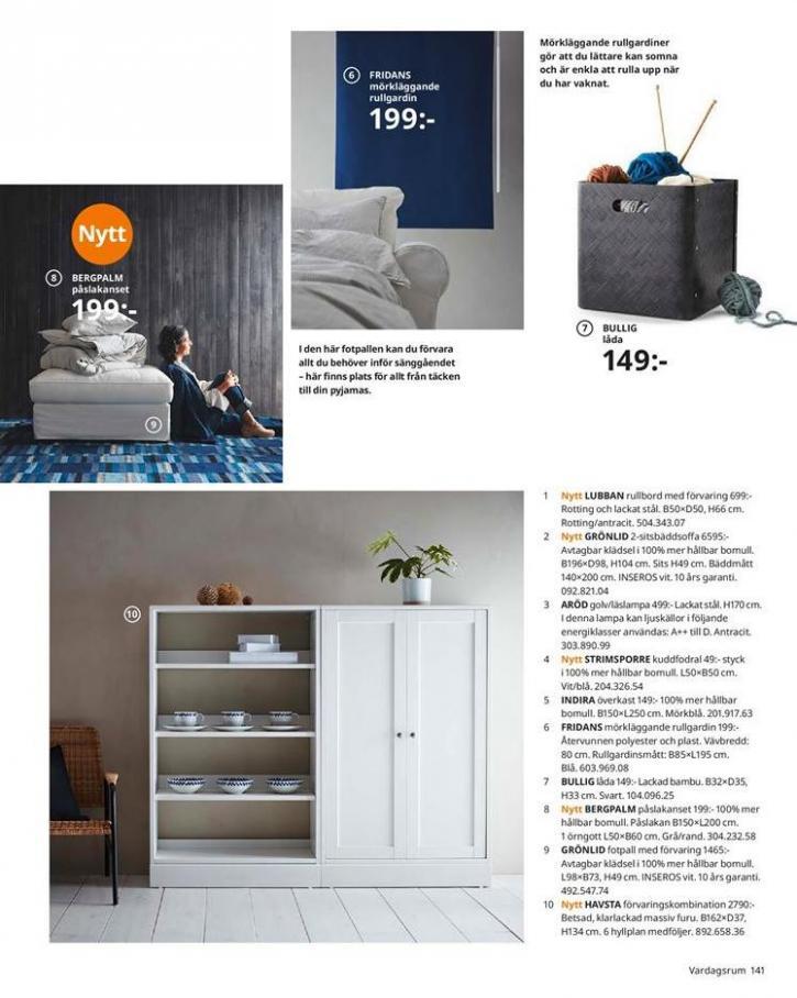 IKEA Katalogen 2020 . Page 141