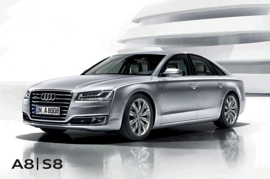 Audi A8&S8 . Audi (2019-12-31-2019-12-31)