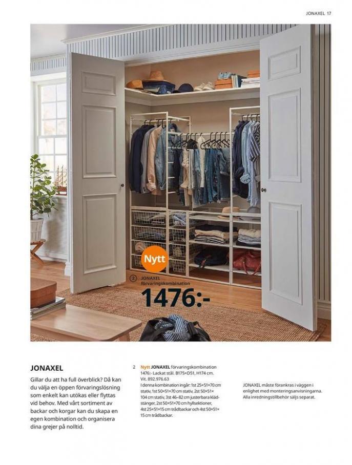 Garderober 2020 . Page 17