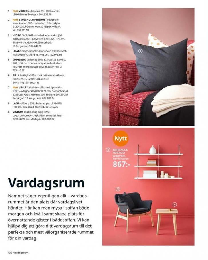 IKEA Katalogen 2020 . Page 136