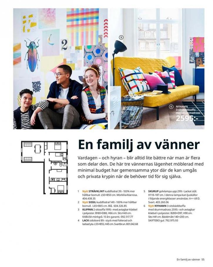 IKEA Katalogen 2020 . Page 55