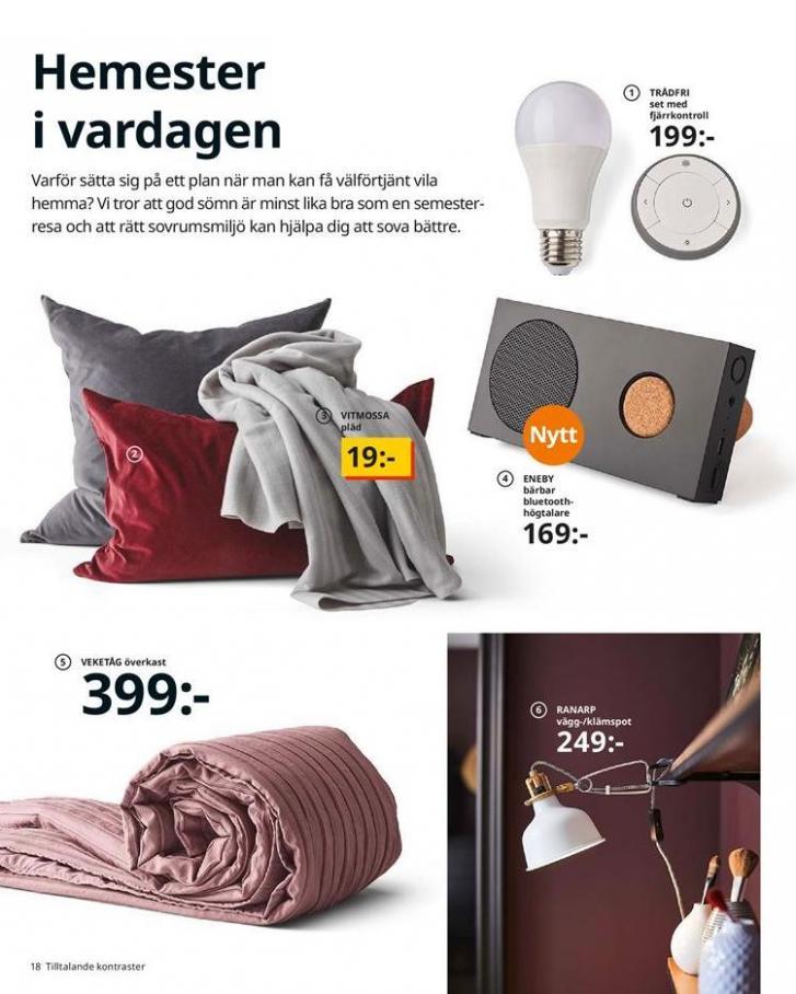 IKEA Katalogen 2020 . Page 18