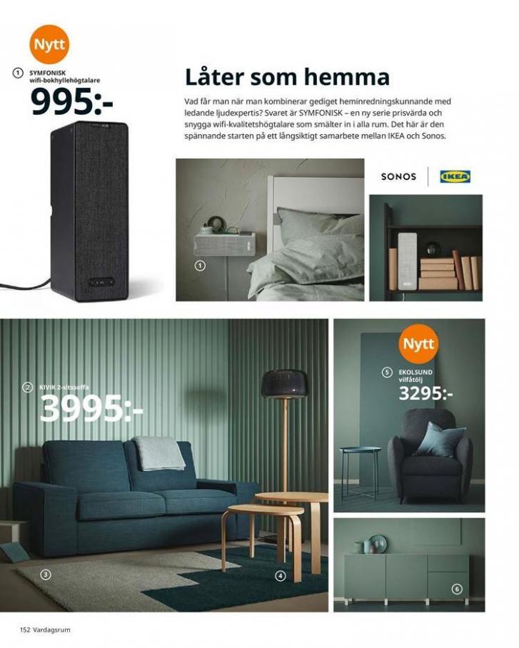 IKEA Katalogen 2020 . Page 152